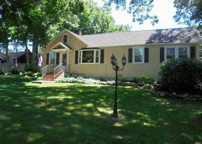 Sound Beach Single Family Home For Sale: 18 Baldwin Rd