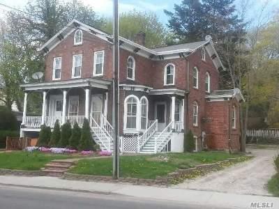 Port Jefferson Rental For Rent: 507 Main St #Ts