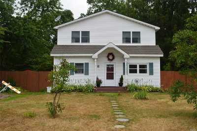 Holtsville Single Family Home For Sale: 5 Ann Ln
