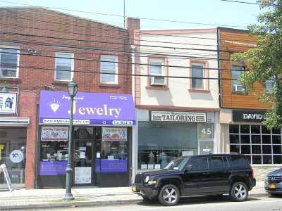 Merrick Commercial For Sale: 45 Merrick Ave