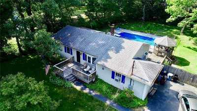 Ronkonkoma Single Family Home For Sale: 557 Elder Ln