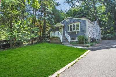 Miller Place Single Family Home For Sale: 18 Locust Ave