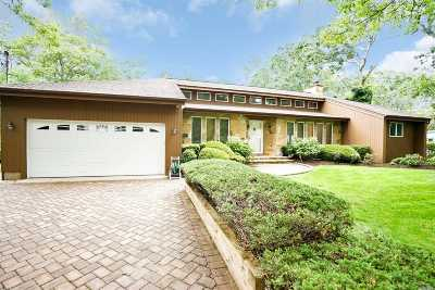 Hampton Bays Single Family Home For Sale: 3 Harbor Rd