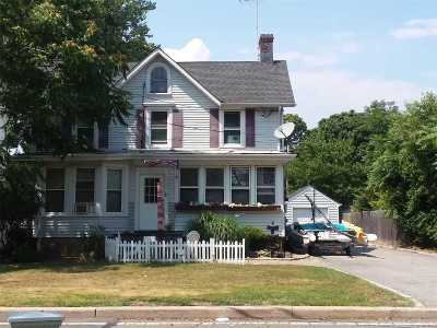 Suffolk County Multi Family Home For Sale: 43 Simon St