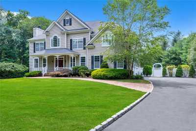 Smithtown Single Family Home For Sale: 10 Magnolia Ln