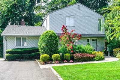 Roslyn Single Family Home For Sale: 42 Browers Ln