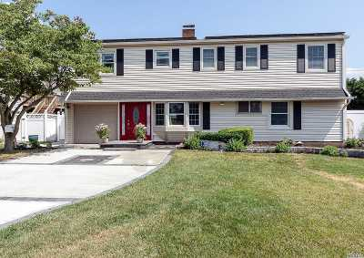 Hicksville Single Family Home For Sale: 45 Friendly Rd
