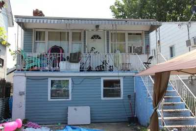 Queens County Single Family Home For Sale: 538 Beach 68th St