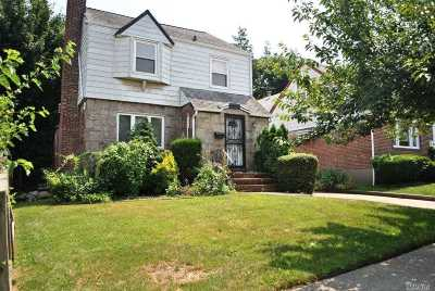 Bayside Single Family Home For Sale: 217-24 49th Ave
