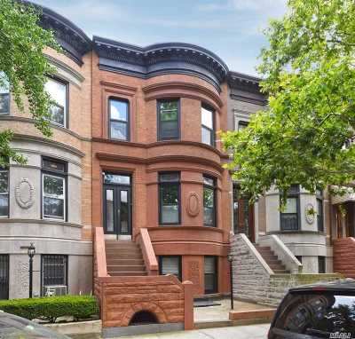 Brooklyn Single Family Home For Sale: 176 Midwood St