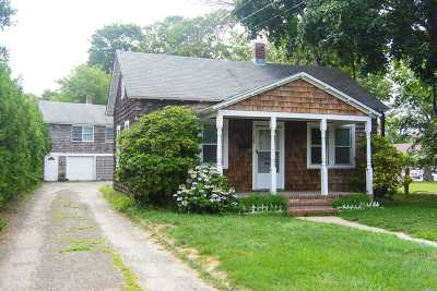 Southampton Single Family Home For Sale: 247 Elm St