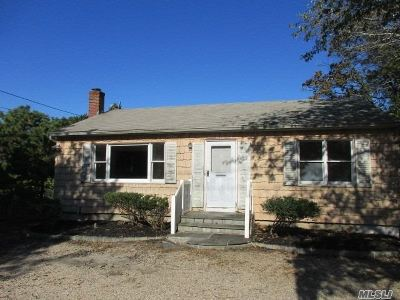 Hampton Bays Single Family Home For Sale: 45 North Hwy