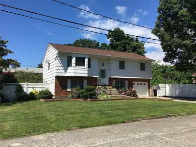 Sayville Single Family Home For Sale: 652 Sayville Ave