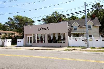 Nassau County Multi Family Home For Sale: 640 Seaman Ave