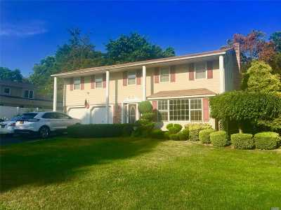 Hauppauge NY Single Family Home For Sale: $509,000