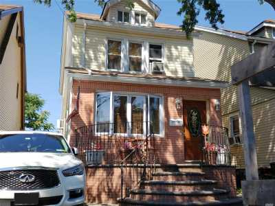 Ozone Park Multi Family Home For Sale: 137-30 94th St