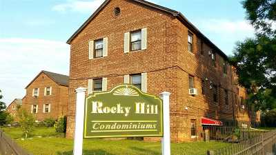 Bayside Condo/Townhouse For Sale: 201-12 Rocky Hill Rd #I1