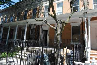 Brooklyn Multi Family Home For Sale: 279 Grant Ave