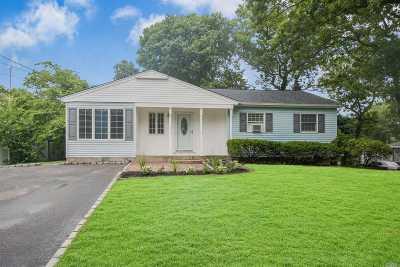 Ronkonkoma Single Family Home For Sale: 211 Apache St