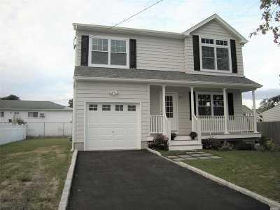 Amity Harbor NY Single Family Home For Sale: $474,999