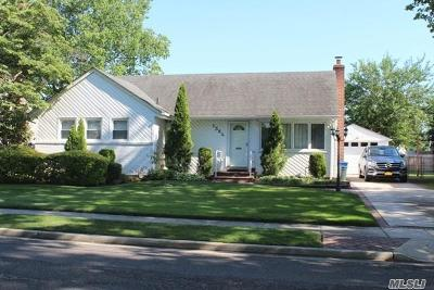 East Meadow Single Family Home For Sale: 1384 Wilson Rd