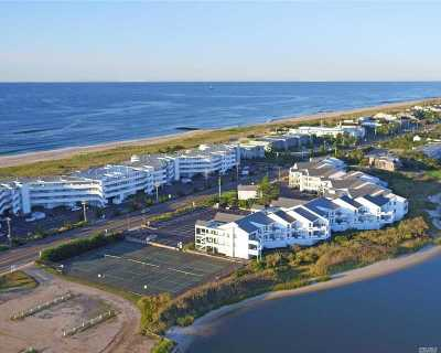 Westhampton Bch Condo/Townhouse For Sale: 260 Dune Rd #105