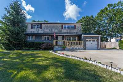 Suffolk County Multi Family Home For Sale: 40 Rodney Ave