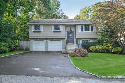 Ronkonkoma Single Family Home For Sale: 226 Wildwood Rd