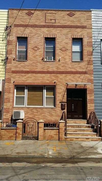 Flushing Multi Family Home For Sale: 20-17 Greene Ave