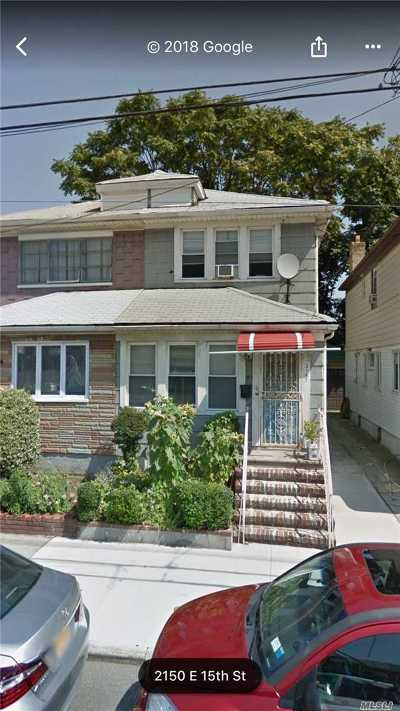 Brooklyn Single Family Home For Sale: 2151 E 15th St