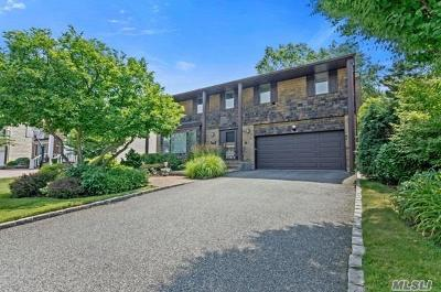 Roslyn Single Family Home For Sale: 17 Carriage Rd