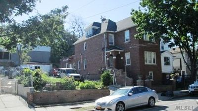 Multi Family Home For Sale: 31-37 101st St