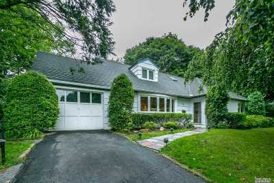 Great Neck Single Family Home For Sale: 19 Rivers Dr