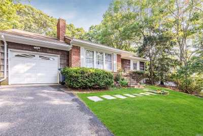 Hampton Bays Single Family Home For Sale: 6 Rolling Woods Ln
