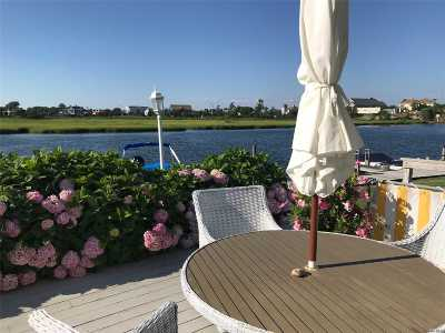 Westhampton Bch Condo/Townhouse For Sale: 118 Dune Rd