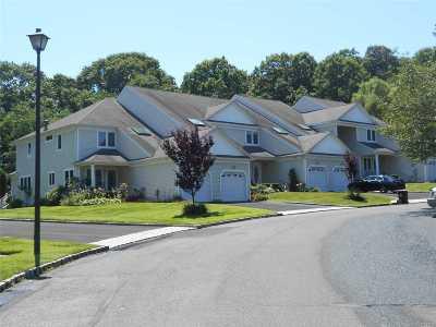 Huntington Condo/Townhouse For Sale: 7 Lindbergh Cir