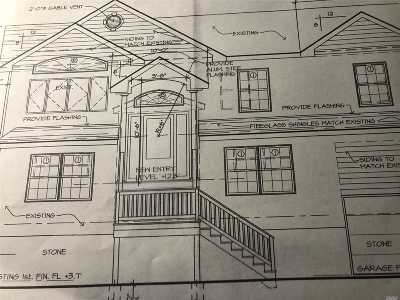 Lindenhurst Single Family Home For Sale: 227 W Lido Promenade