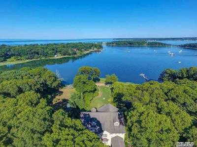 Northport Single Family Home For Sale: 50 S Harbor Rd