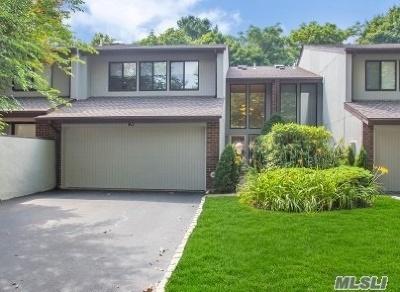 Jericho Condo/Townhouse For Sale: 43 E View Ct