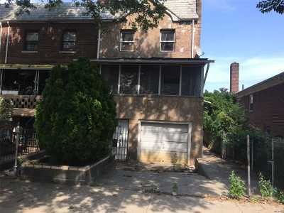 Brooklyn Single Family Home For Sale: 47 E 53 St