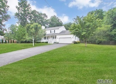 Smithtown Single Family Home For Sale: 30 Gilbert Ave