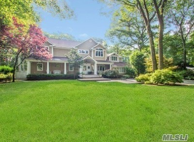 Smithtown Single Family Home For Sale: 5 Colonial Dr