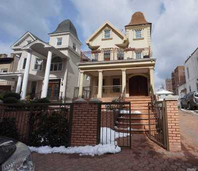 Brooklyn Multi Family Home For Sale: 183 72nd St