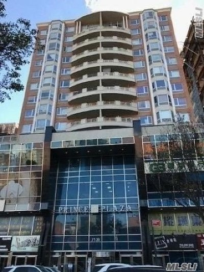 Flushing Condo/Townhouse For Sale: 37-20 Prince St #Ph-B