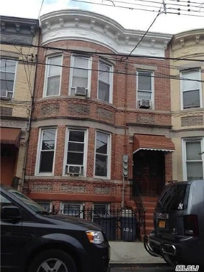 Ridgewood Multi Family Home For Sale: 60-61 67th Ave