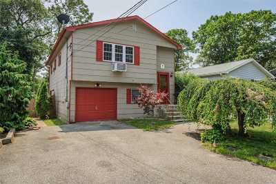 Patchogue Single Family Home For Sale: 48 Prince