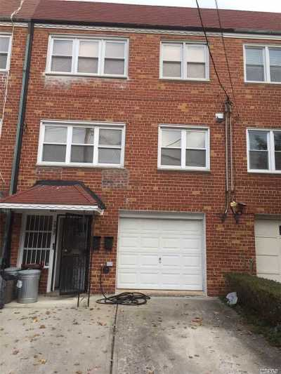 Flushing Multi Family Home For Sale: 70-37 153rd St