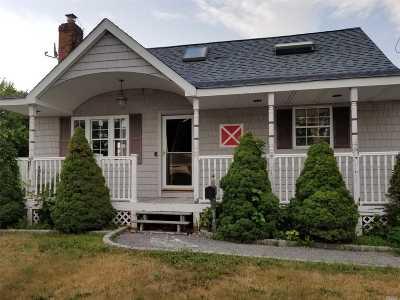 N. Bellmore Single Family Home For Sale: 122 Ampel Av