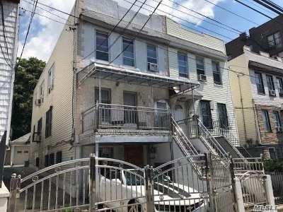 Corona Multi Family Home For Sale: 58-15 Granger St