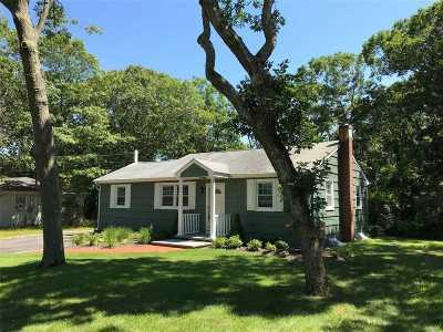 Hampton Bays Single Family Home For Sale: 28 Kyle Rd